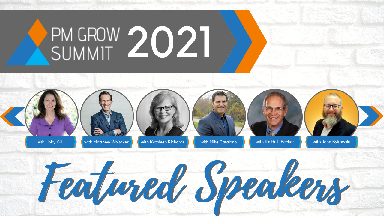 Featured Speakers at PM Grow Summit 2021